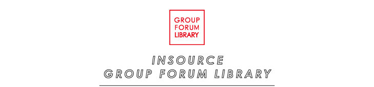 INSOURCE GROUP FORUM LIBRARY